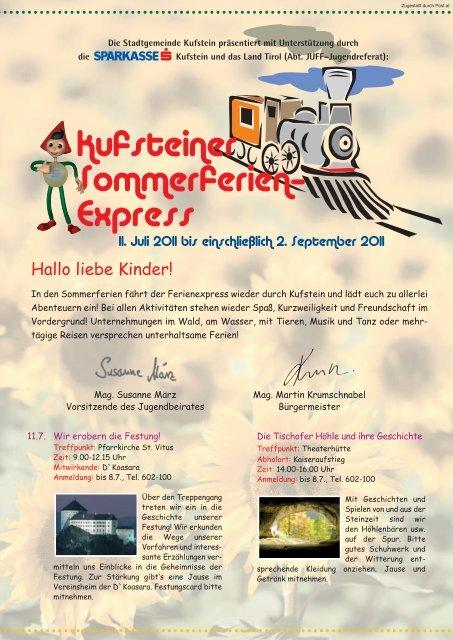 Ferienexpress 2011:Layout 1 - Kufstein