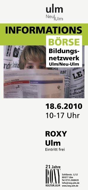 Roxy programm
