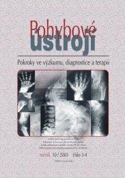 3+4/2003 - Společnost pro pojivové tkáně