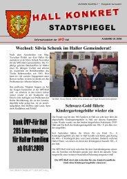 spzeitung okt08fertig4 - SPÖ Hall