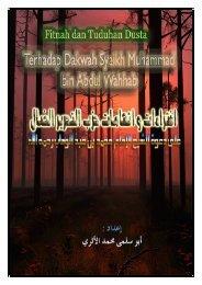 Bantahan HT - Muhammad Abdul Wahhab