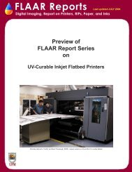 UV Curable Preview - Digital Photography