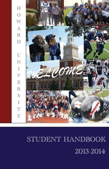 The Student H-Book - Howard University