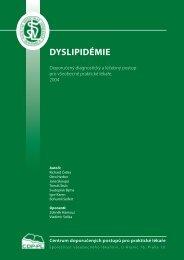 DYSLIPIDÉMIE - Společnost všeobecného lékařství