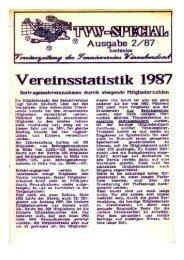 Vereinszeitung 1987 Ausgabe 2 - Tennisverein Winnekendonk