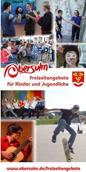 BILDENDE KUNST - Gemeinde Obersulm