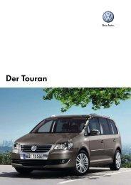 Der Touran - Volkswagen AG