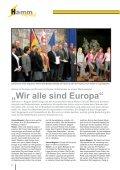 WIR SIND EUROPA - Verkehrsverein Hamm - Seite 4