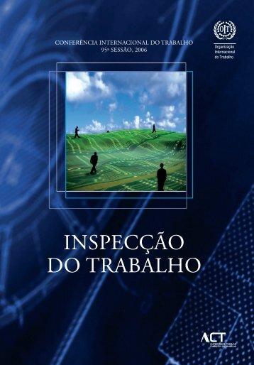 INSPECÇÃO DO TRABALHO - Autoridade para as Condições do ...