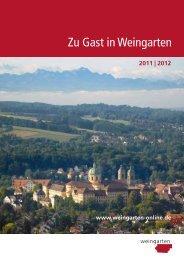 Tipp - Stadt Weingarten