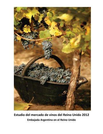 Estudio del mercado de vinos del Reino Unido 2012 - Wines Of ...
