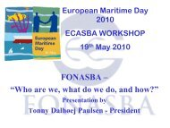 "FONASBA – ""Who are we, what do we do, and how?"""