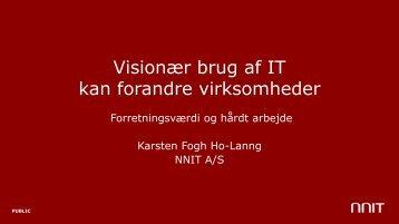 Karsten Fogh Ho-Lanng - Danske IT-Advokater