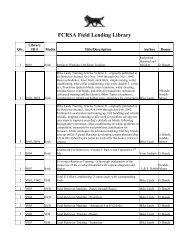 [PDF] version of list - FCRSA Field