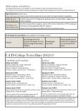 International course fees, dates, subjects and pathways, terms ... - Page 6