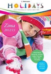 Zima 2012/13 - Mercator