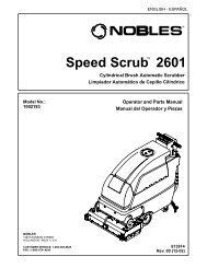 nobles 2601 cylindrical oper parts manual - Tedjgross.com ...
