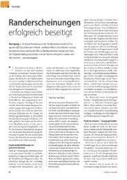 Fliesen und Platten, 07/2011 - Finalit