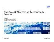 Blue Gene/Q - STFC's Computational Science and Engineering ...
