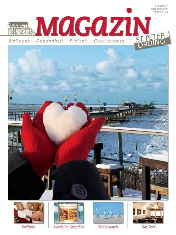 magazin 03/2012 - St. Peter-Ording