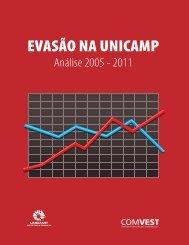 Evasão 2005 - Unicamp