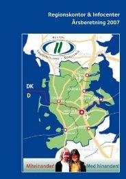 Årsberetningen - kan hentes her som PDF-fil - Regionskontor