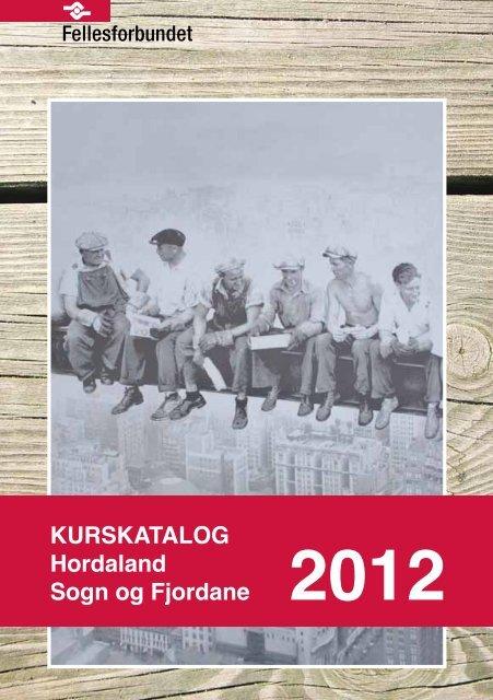 KURSKATALOG Hordaland Sogn og Fjordane