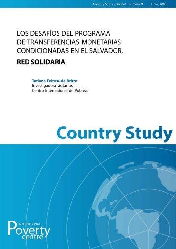 los desafíos del programa de transferencias monetarias ...