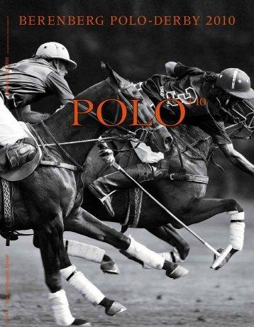 BERENBERG POLO-DERBY 2010 - Polo+10 Das Polo-Magazin