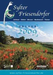 Sylter Friesendörfer - Haus Am Kliff 11 Keitum Sylt