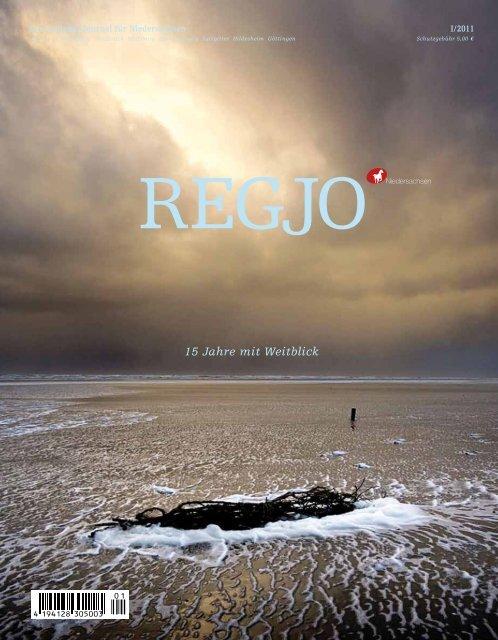 Ausgabe 1/11 Download - RegJo Niedersachsen
