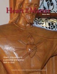 Winter 2009 - Sacred Heart Schools