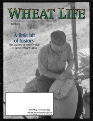 May - Wheat Life