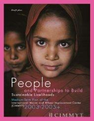 People and Partnerships to Build Sustainable Livelihoods Medium ...