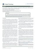 Journal of Clinical Toxicology - Page 2