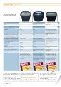 LEISTUNGSTESTAktenvernichter - FACTS Verlag GmbH - Page 6