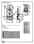 P-30ff PRESSURE SLIDE GATE - Waterman Industries - Page 2