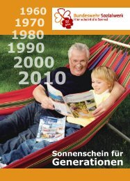 Generationen 1960 - Bundeswehr-Sozialwerk