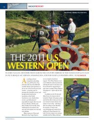 2011 us western open - Clay Shooting USA