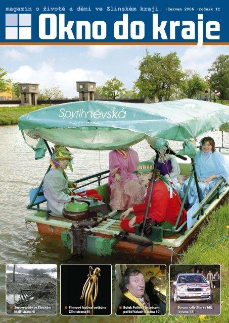 červen 2006 ročník II - Okno do kraje