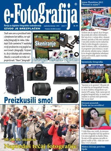 Revija e-Fotografija 61 PDF