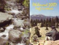 1 - Philmont Document Archives