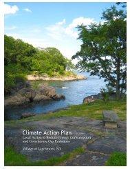 Climate Action Plan - Larchmont