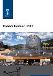Årsmelding 2008 kortversjon - Drammen kommune