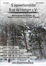 Mitteilungsblatt_Winter 2006/2007.pdf - Saegewerksmeister