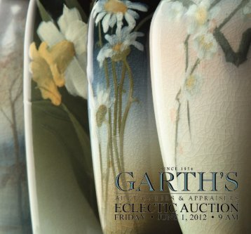 2012JUNE_ECLbrochure_Layout 1 - Garth's Auctions, Inc.