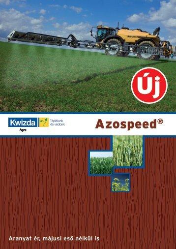 Azospeed® - Kwizda
