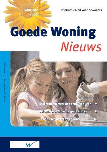 DGW VOORJAAR - De Goede Woning