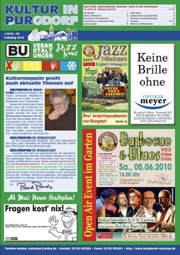 Open Air Event im Garten - R. und P. Zeitungsverlag GmbH