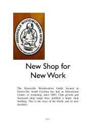 New Shop for New Work - The Taunton Press